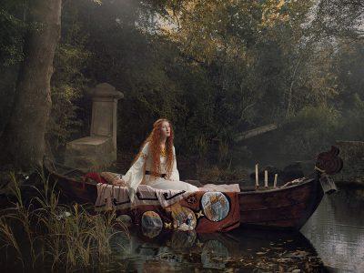 The Tales of Old Father Thames, la oda fotográfica de Julia Fullerton-Batten