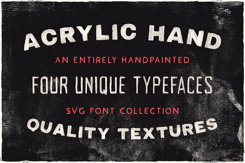 Cinco tipografías para descargar en forma gratuita
