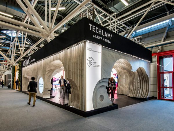 Mejor Stand Ferial de Diseño, para Rocamora Diseño & Arquitectura