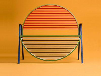 Los asientos de Kevin Hviid, nuevos exponentes del diseño nórdico