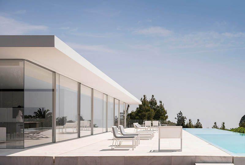 Casa Hofmann, el nuevo proyecto del estudio de arquitectura de Fran Silvestre