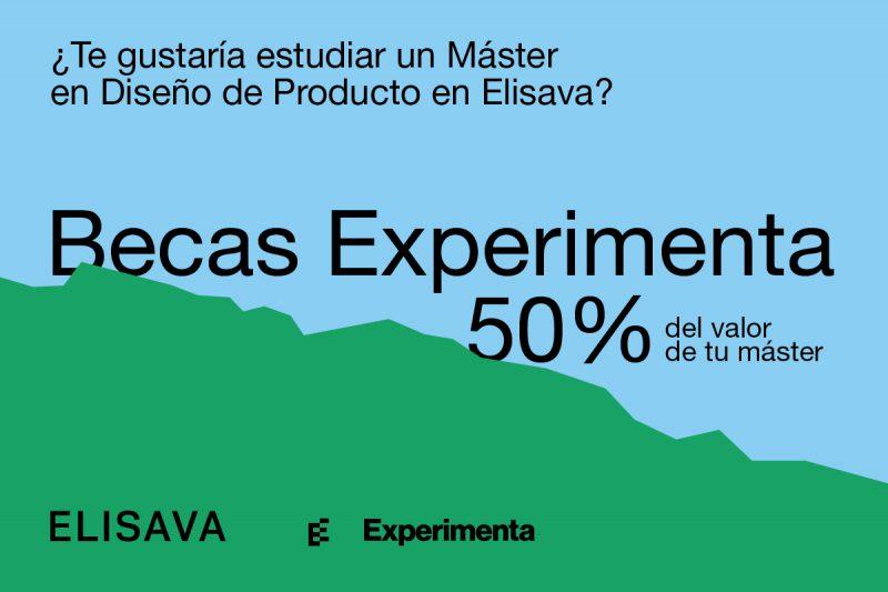 Elisava y Experimenta presentan la primera edición de las Becas Experimenta