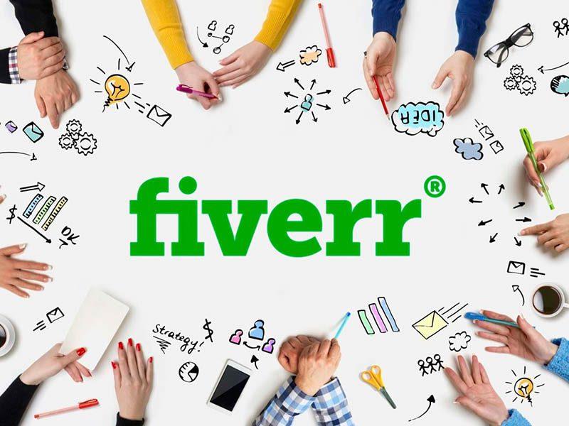 Fiverr, una plataforma que conecta a profesionales independientes de todo el mundo