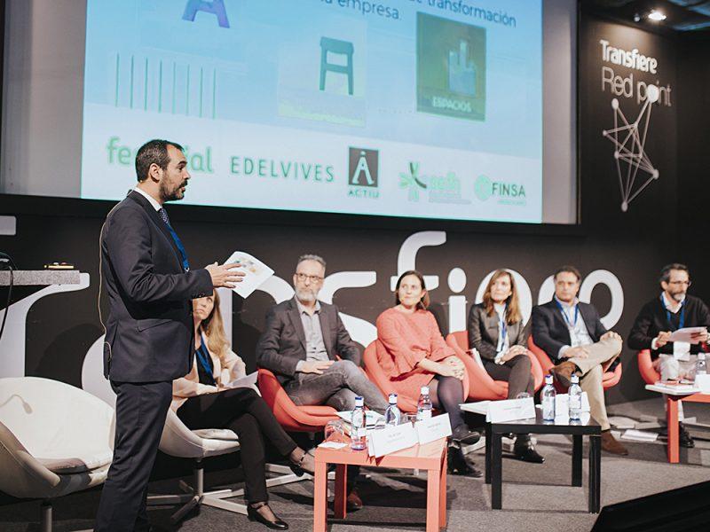 Foro Transfiere: El Diseño y cómo poner en valor su capacidad de innovación