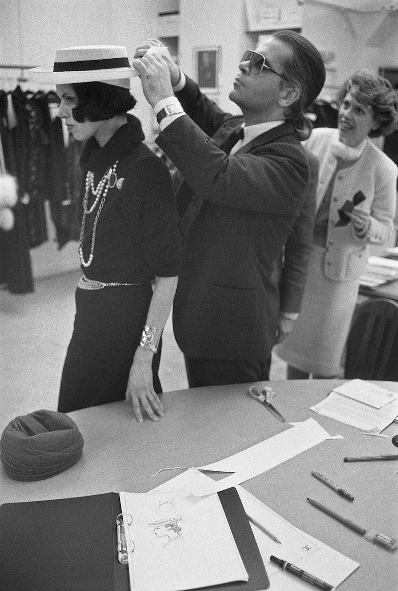 Karl Lagerfeld, adiós al kaiser de la moda. 85 años de pasarela