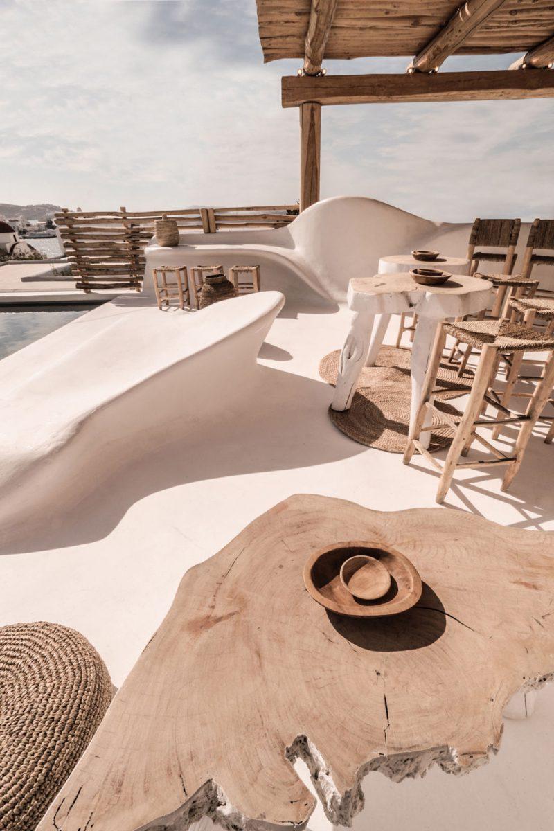 My Cocoon, el hostal boutique de Omniview en el archipelago griego