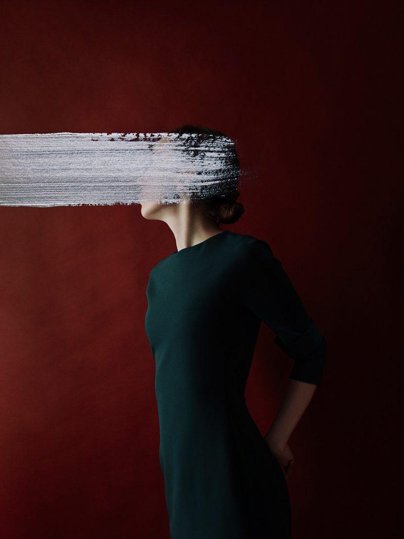 The Unknown, serie fotográfica de Andrea Torres. Los recuerdos de un sueño