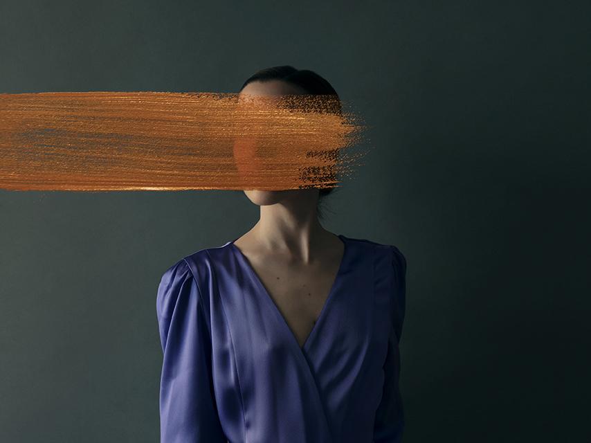 The Unknown, serie fotográfica de Andrea Torres. El recuerdo de un sueño