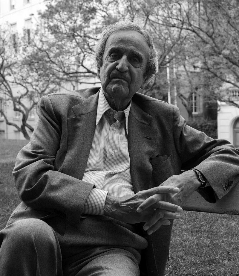 Tomás Maldonado, el eterno vanguardista