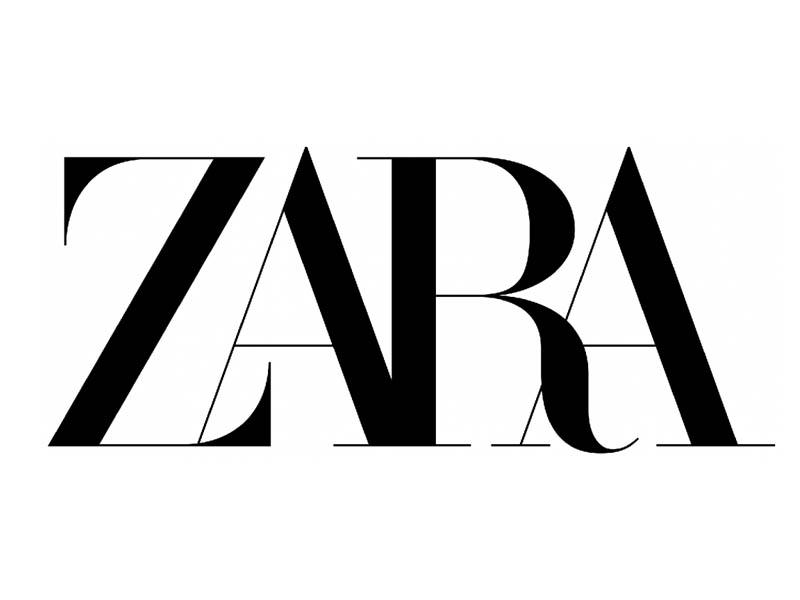 Fabien Baron rediseña el logo de Zara y desata una controversia