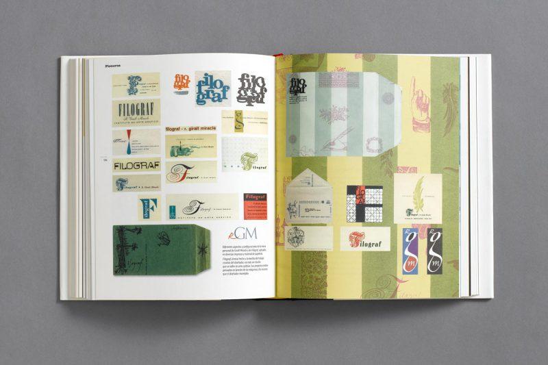 Experimenta reedita Pioneros del Diseño Gráfico en España, el emblemático libro de Emilio Gil