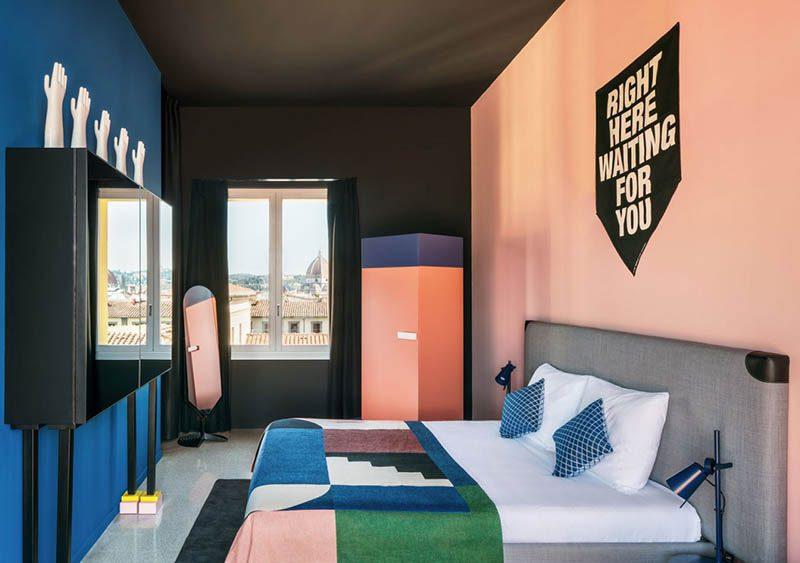 The Student Hotel Firenze. Estudiantes y viajeros se reúnen en el hotel diseñado por Rizzoma
