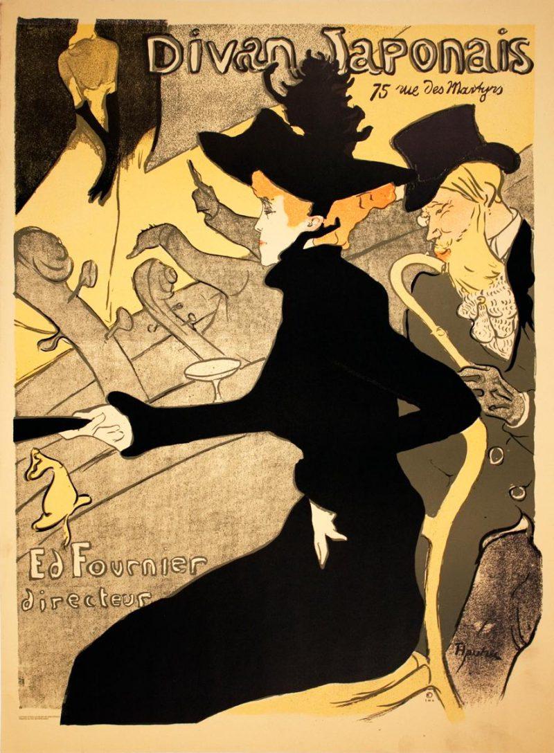 Exposición: Toulouse-Lautrec y el espíritu de Montmartre. Agenda de mazo: para recibir la primavera con diseño