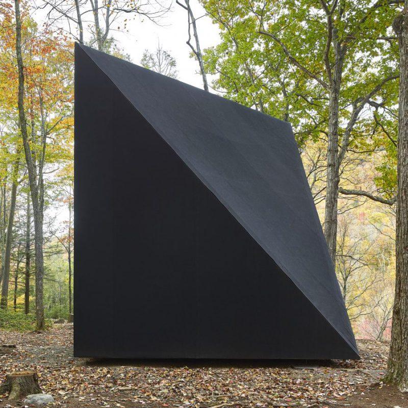 Las cabañas de alto standing de Big. Un refugio en los bosques de Nueva York