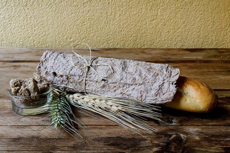 Pan pel, packaging biodegradable de Camila Morandi
