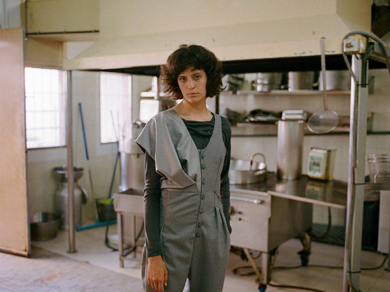 SantMercat, colección de prendas de vestir de Anna Masclans