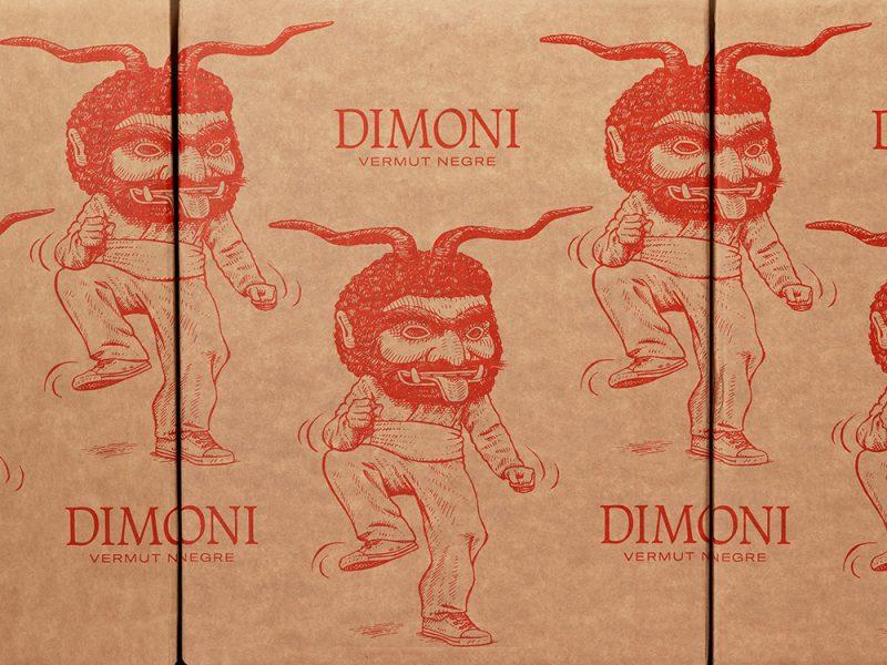 Forma desarrolla la identidad visual y el packaging de Dimoni