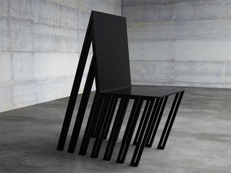 Mobiliario y objetos de Stelios Mousarris. La nostalgia como punto de partida