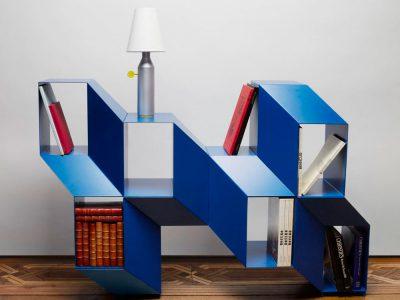 Rocky, los aparadores 2D de Charles Kalpakian. Diseño francés, alma libanesa