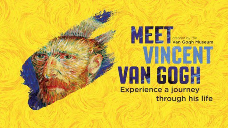 The Meet Vincent Van Gogh Experience, exposición interactiva dedicada al genio holandés