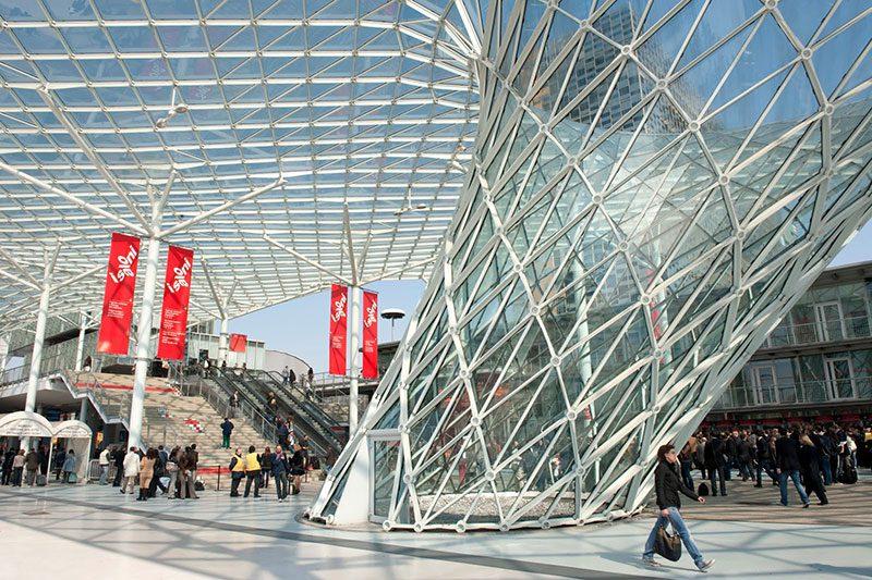 Comienza la Feria Salone del Mobile de Milano. Del 9 al 14 de abril