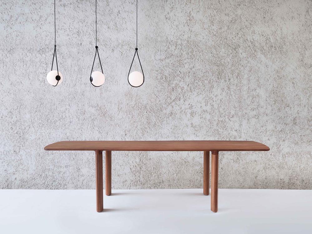 Corda Lamp, unicidad y ligereza en la luminaria de Guilherme Wentz