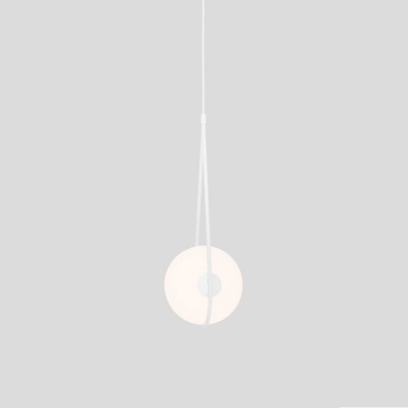Corda Lamp, unicidad y ligereza en el diseño de Guilherme Wentz