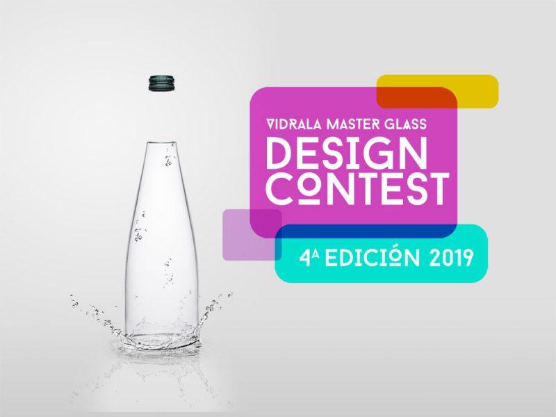La cuarta edición del Vidrala Master Glass Design Contest ya está aquí