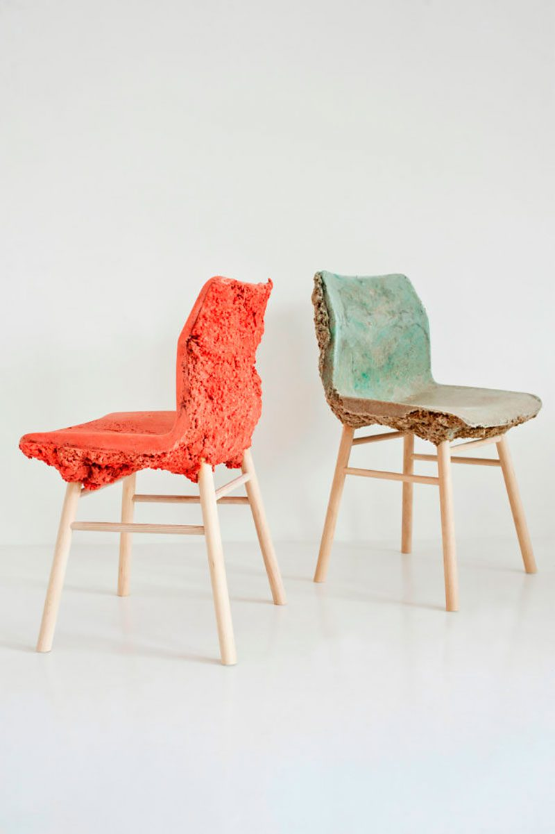 Well Proven Chair, Marjan van Aubel