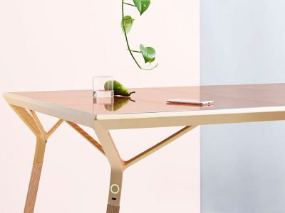 Current Table 2.0, Marjan van Aubel