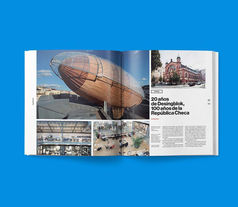 Experimenta presenta su edición número 81. Isidro Ferrer, Anna Devis, Joan Costa, Carlo Scolari...