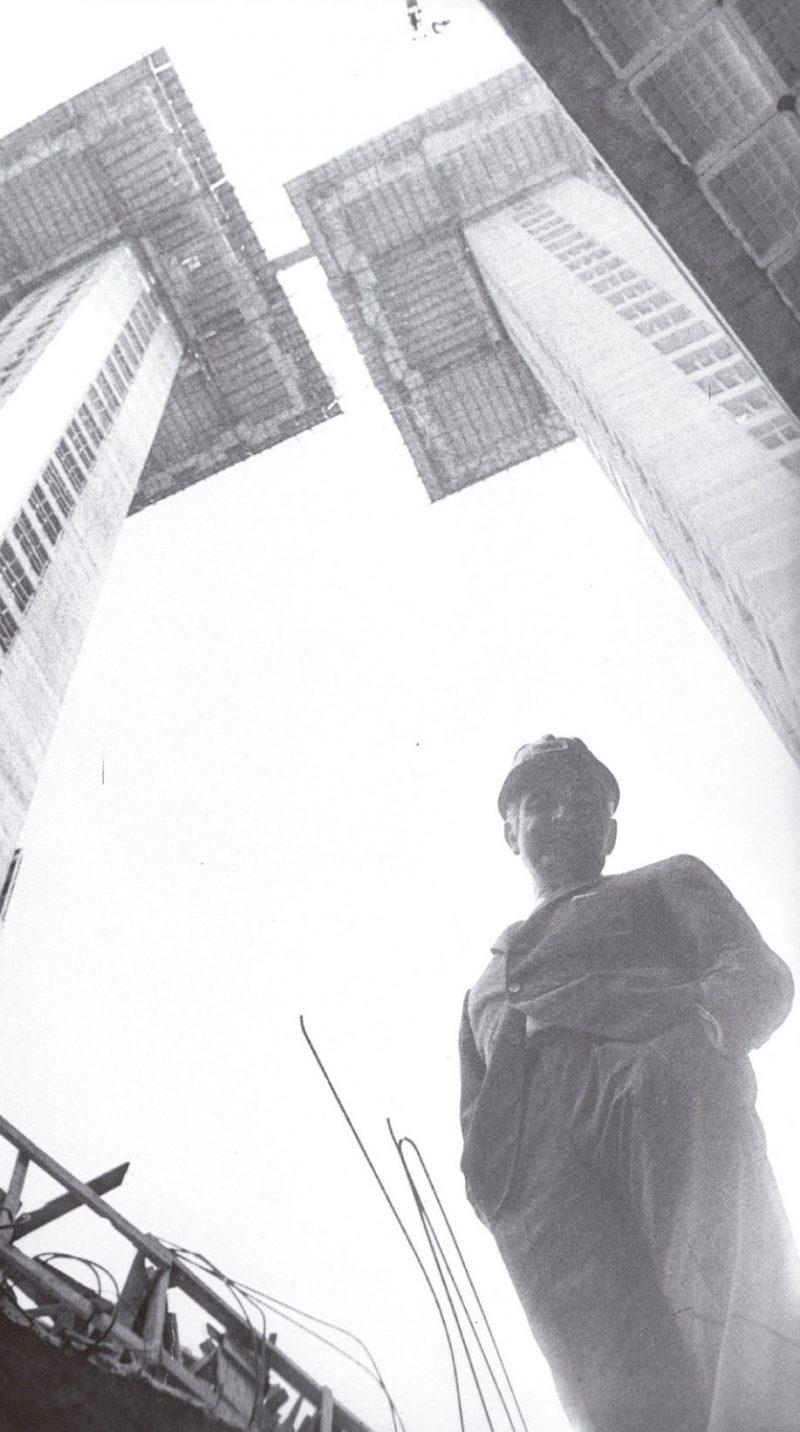 Torres Colón. 1969-2019. Muestra sobre la  primera obra de arquitectura suspendida en España