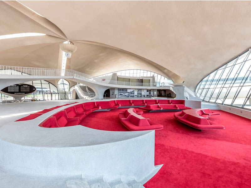 Una antigua terminal en el aeropuerto JFK de Nueva York se reinventa como hotel