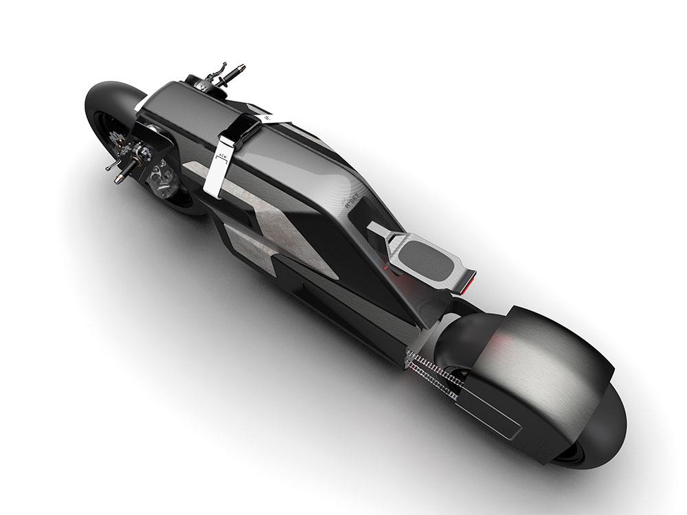 Diseño sobre dos ruedas: alumnos del IED Barcelona indagan sobre el futuro de las motocicletas