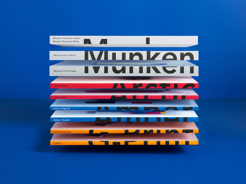 Artic Paper, diseño editorial de Juno. El valor del papel