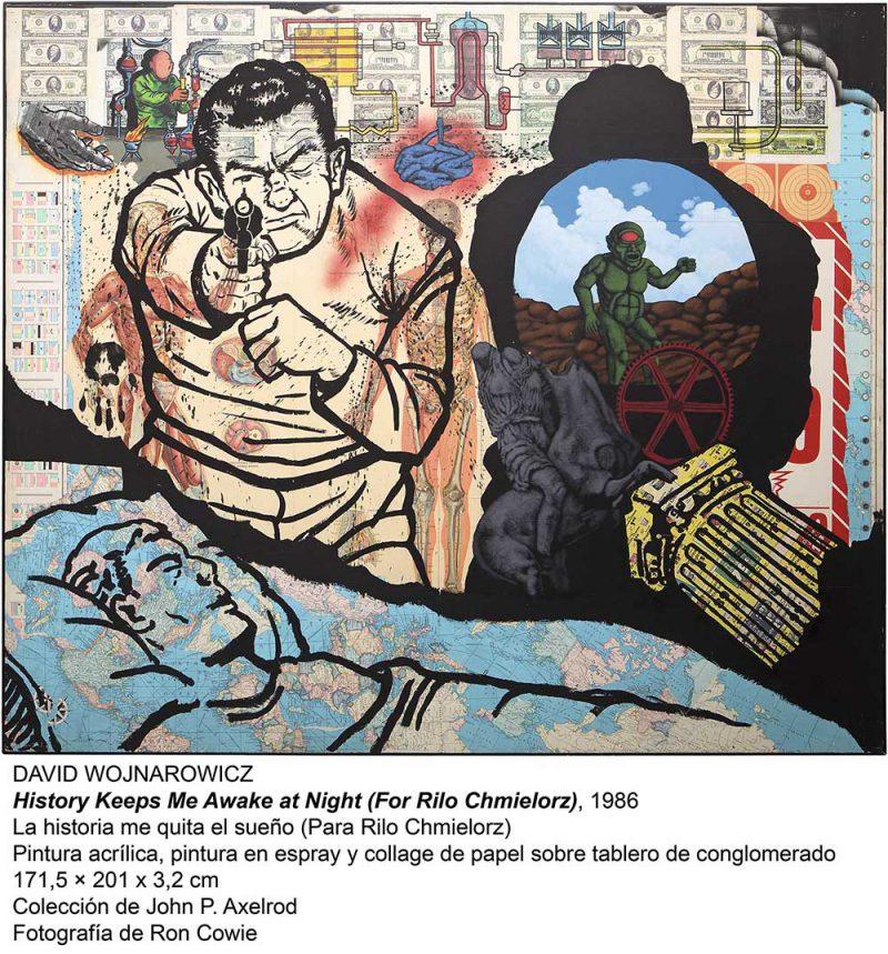 David Wojnarowicz. La historia me quita el sueño. Exposición en el Museo Reina Sofía