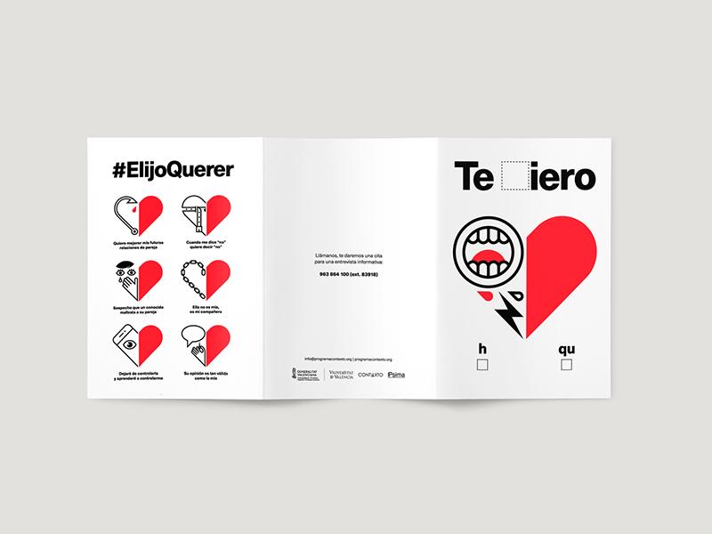 #ElijoQuerer, diseños y acciones contra la violencia de género