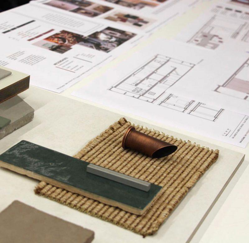 Espacio y memoria. Intervenciones en el Unité d'Habitation de Le Corbusier