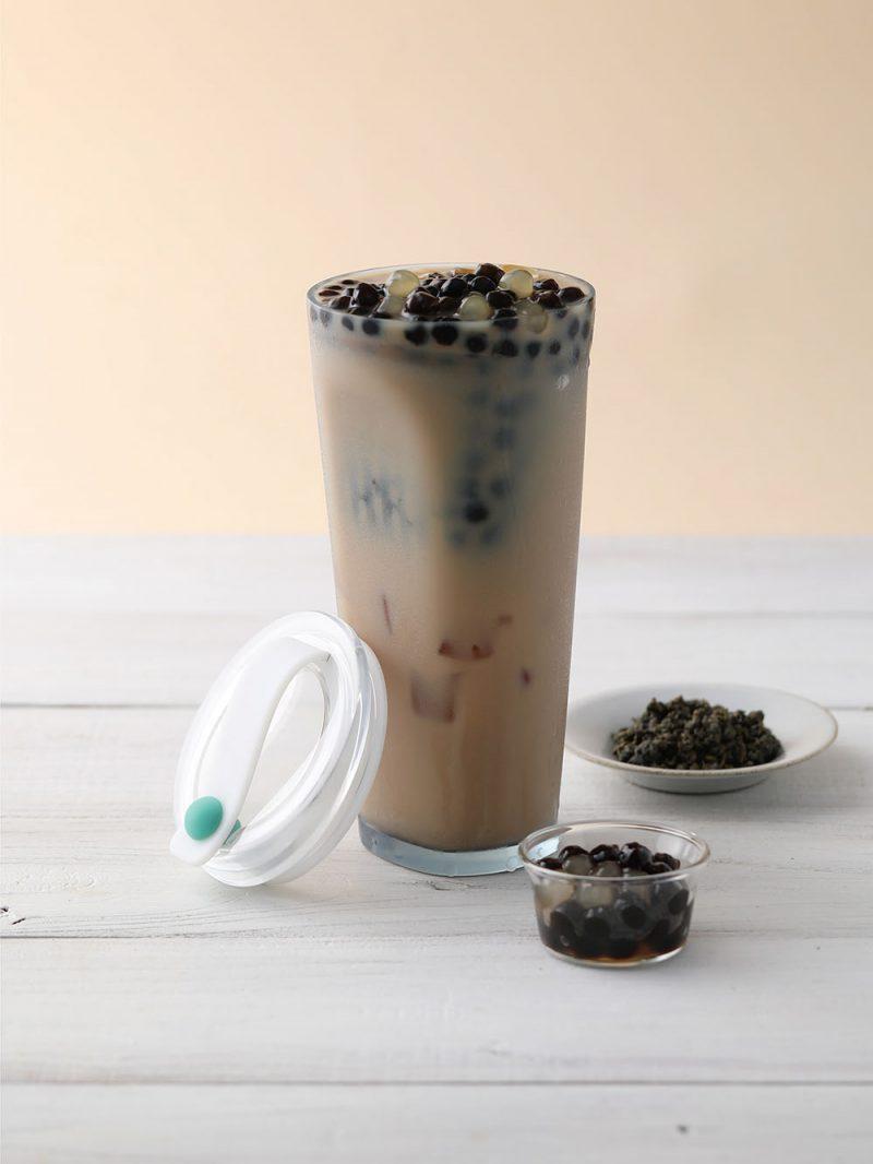 Float, el vaso de té ecológico de Mikey Wu y Fang Shih