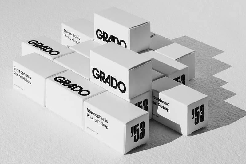 Grado, simplicidad atemporal en el rebranding de High Tide
