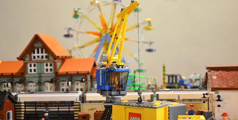 I Love Lego, el universo Lego en Madrid