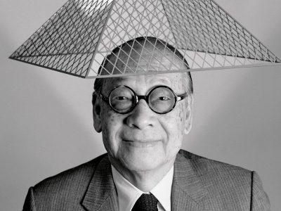 Muere Leoh Ming Pei, el arquitecto que diseñó la pirámide del Louvre