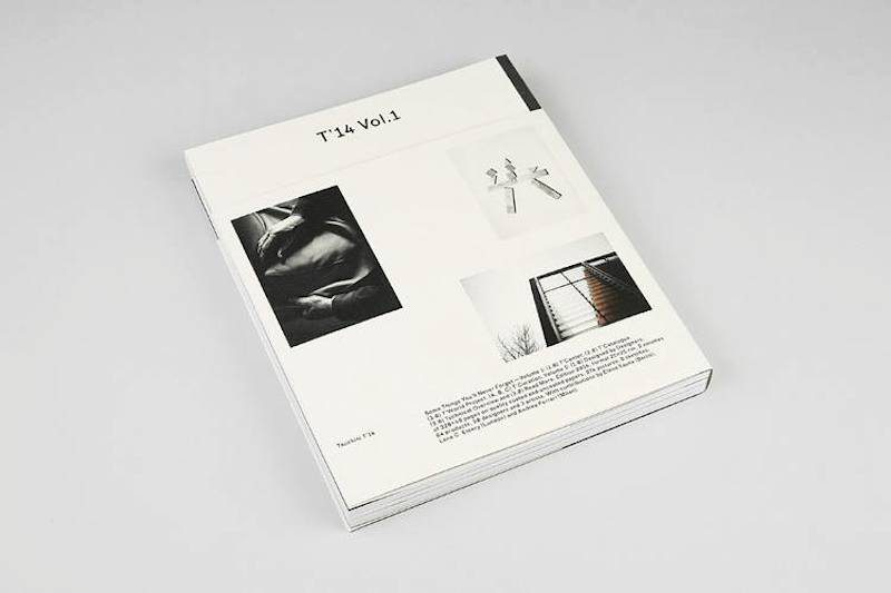Tacchini, diseño editorial de Think Work Observe