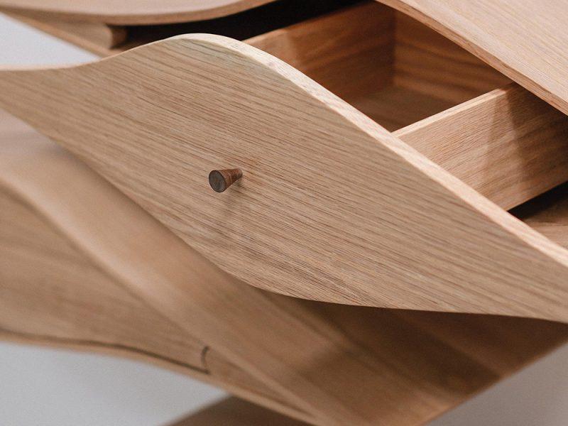 Ha comenzado la primera fase de Toca Madera, un certamen que nace con el objetivode dar a conocer nacional e internacionalmente el talento de los jóvenes diseñadores de España, además de poner en valor un material tan noble como la madera.