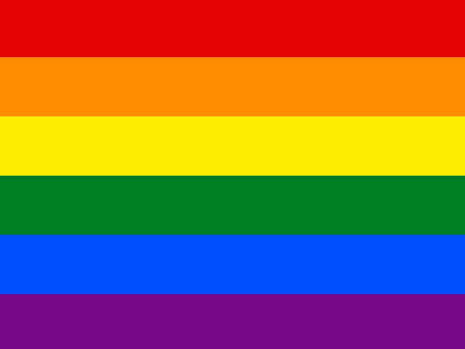 40 aniversario de la bandera del orgullo gay: la historia de su diseño