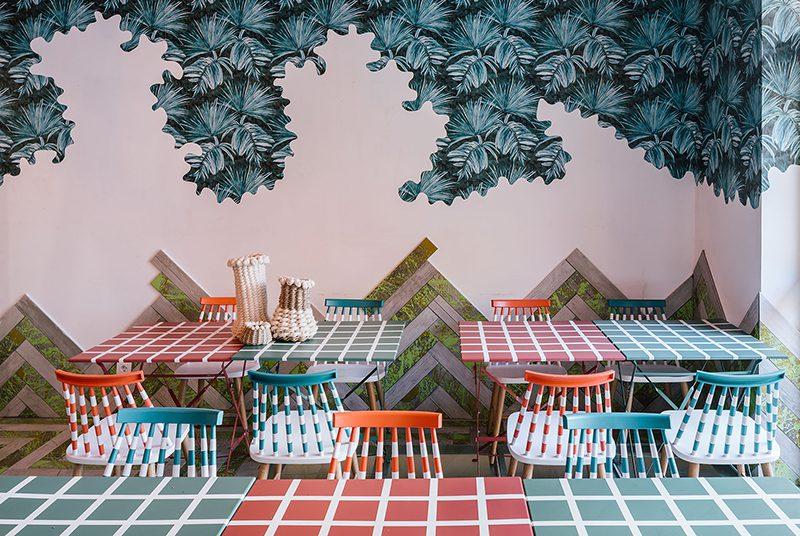 Clementina, de Izaskun Chinchilla Architects. Un coworking de aires modernistas © Imagen Subliminal