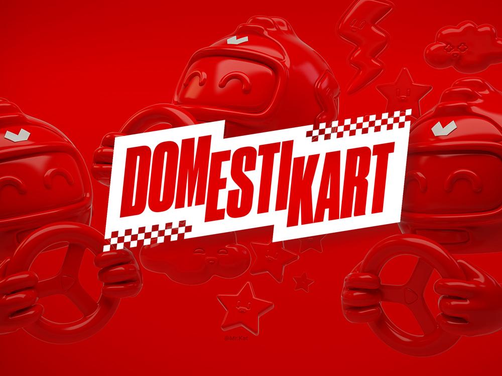 Domestikart: diseño, karts y mucha creatividad en Barcelona