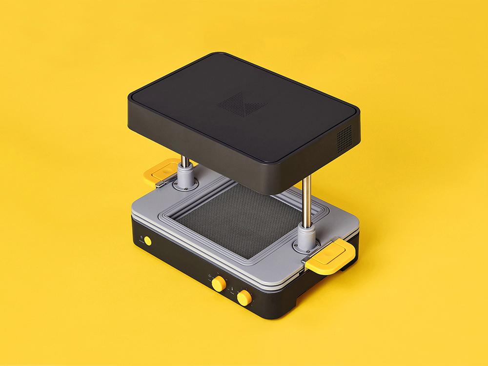FormBox, la modeladora 3D de Mayku. Cómo simplificar la producción de objetos
