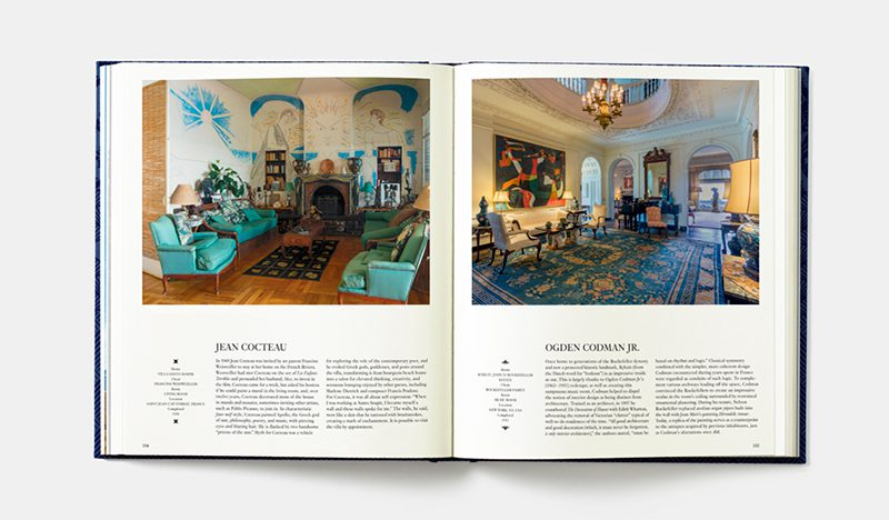 'Interiors: The Greatest Rooms of the Century', el libro definitivo sobre interiorismo editado por Phaidon