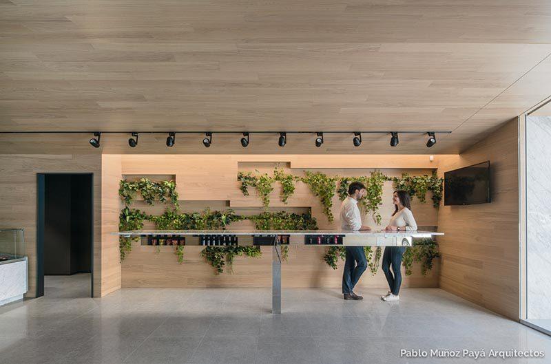 Kekomo, diseño de interiores del estudio Pablo Muñóz Paya. Calidez y sofisticación.